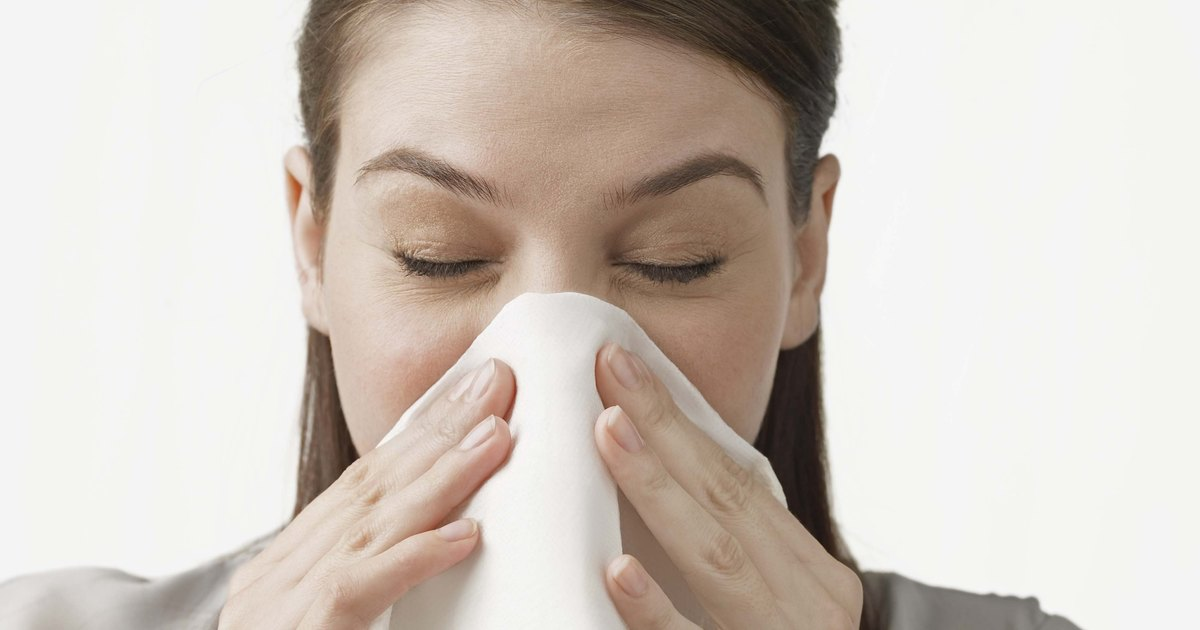 how to stop mucus production in sinus