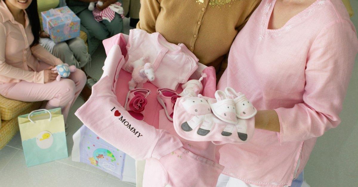hacer decoraciones para un baby shower en casa ehow en espa ol