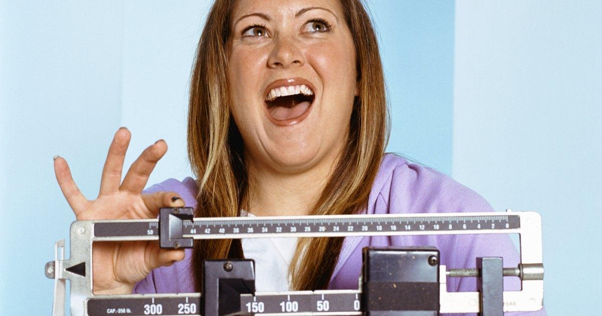 Perda de peso por meio de um fio