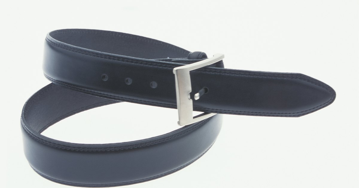 how to replace peeling leather on a belt ehow uk