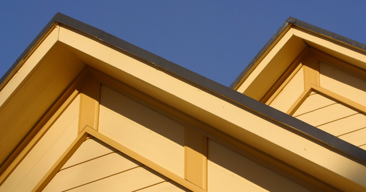 Architectural Soffit Fascia : How to install soffits and fascia ehow uk