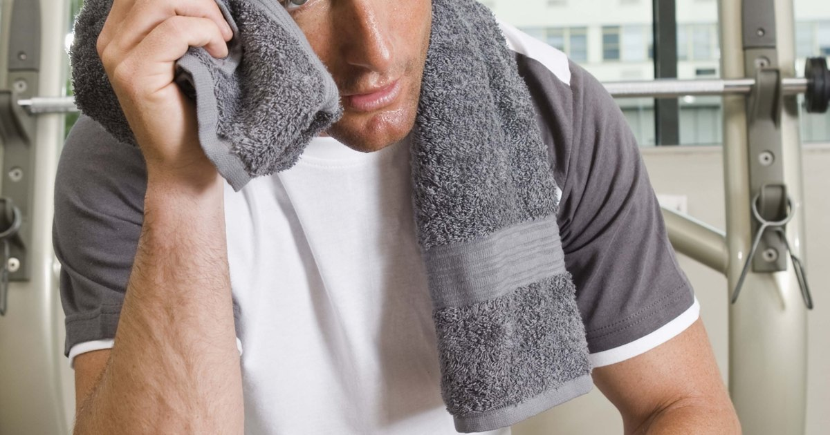 How to remove sweat stains odors from shirts ehow uk for White stains on shirt after sweating
