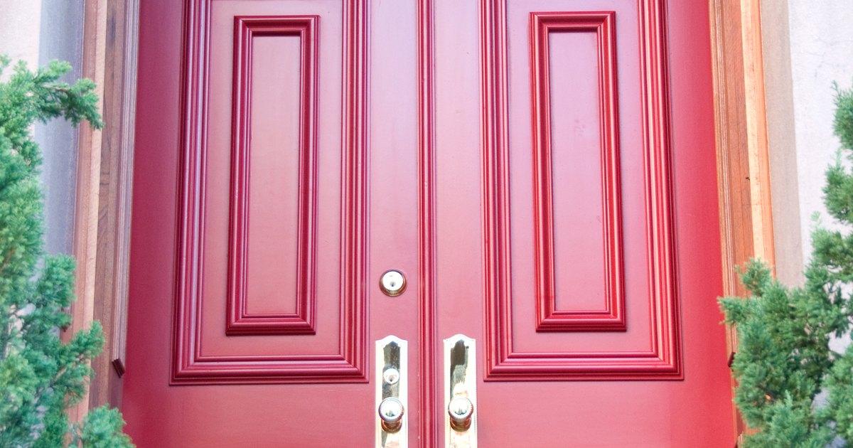 Estilos de puertas de madera ehow en espa ol for Estilos de puertas de madera
