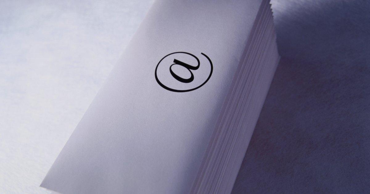 Escrever carta de apresentacao