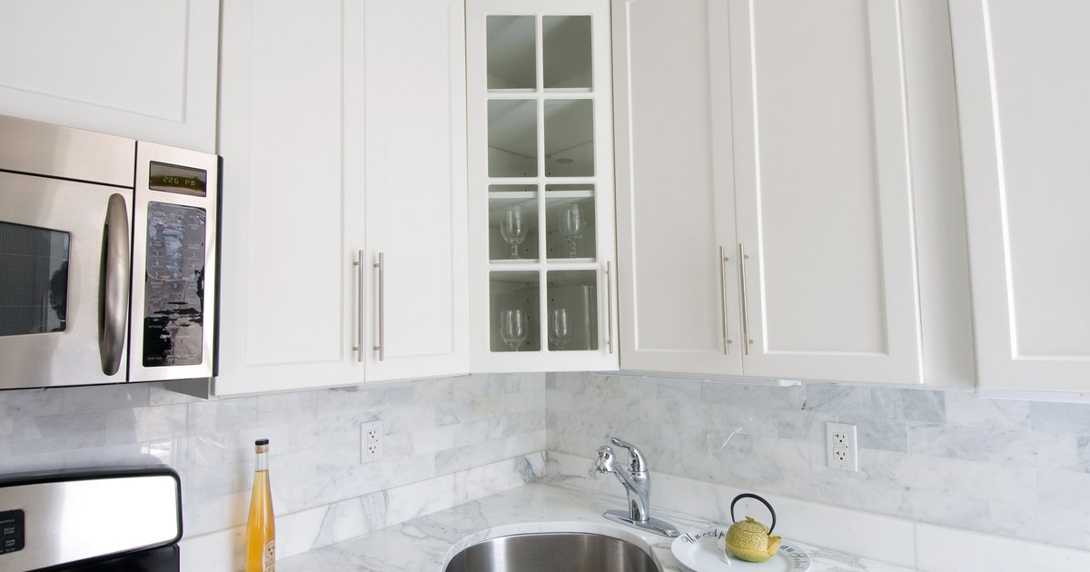 Ideas For Refurbishing Kitchen Cabinets EHow UK