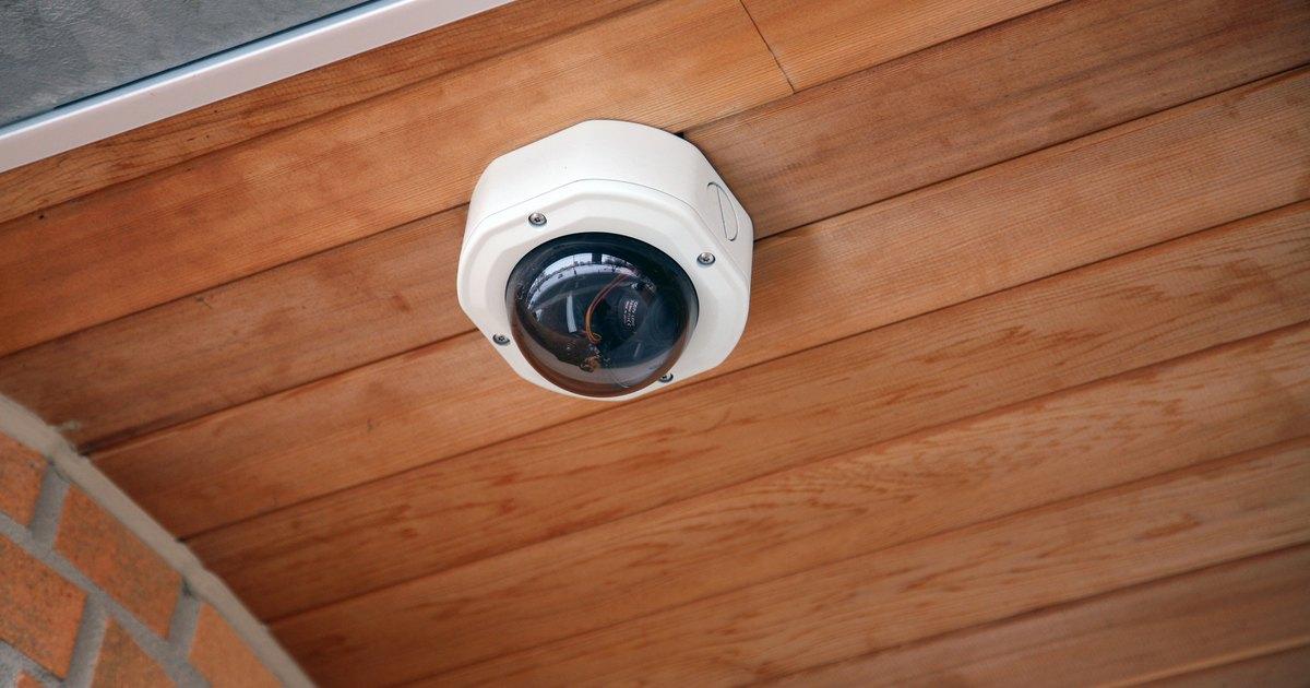 Como montar uma c mara de vigil ncia ativada por movimento - Camera de vigilancia ...
