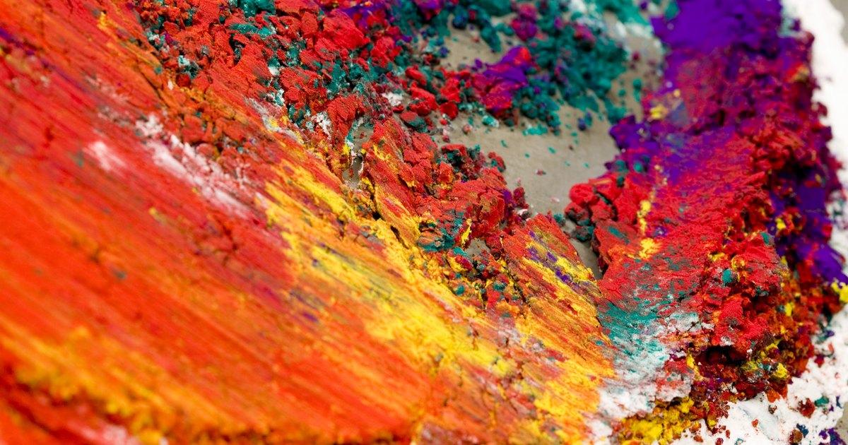 C mo mezclar pintura color rojo ladrillo ehow en espa ol - Pintura color ladrillo ...