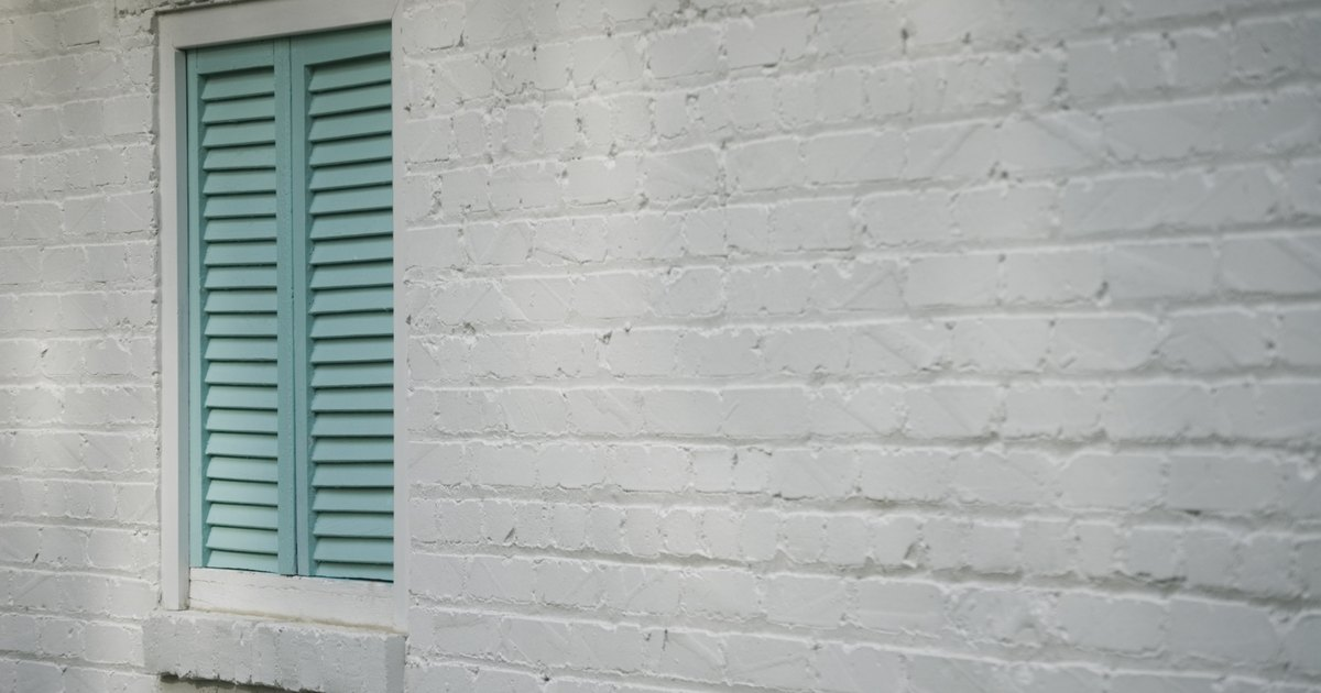 How To Repaint Exterior Brick Walls Or Old Brick Walls EHow UK