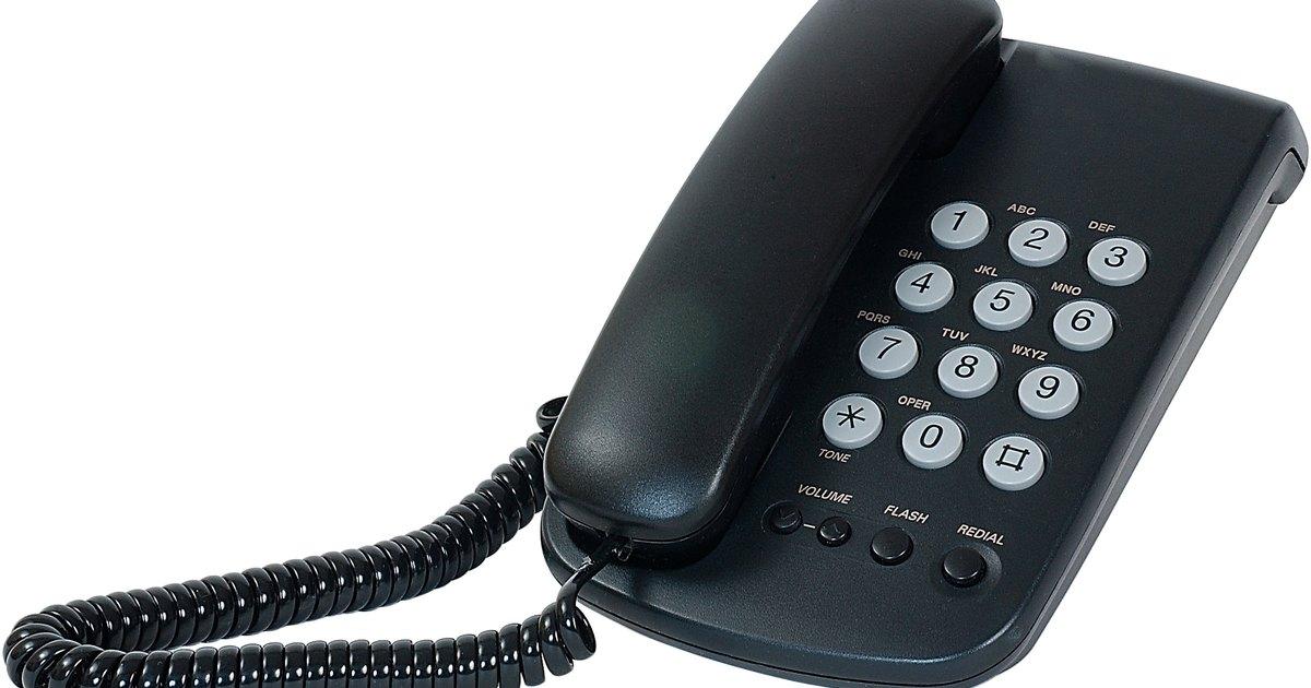C mo hacer un intercomunicador con un tel fono viejo for Poner linea telefonica en casa
