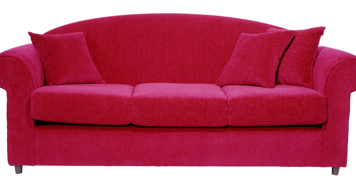 C mo limpiar tapicer a de sof s y sillas ehow en espa ol - Tapiceria para sofas ...