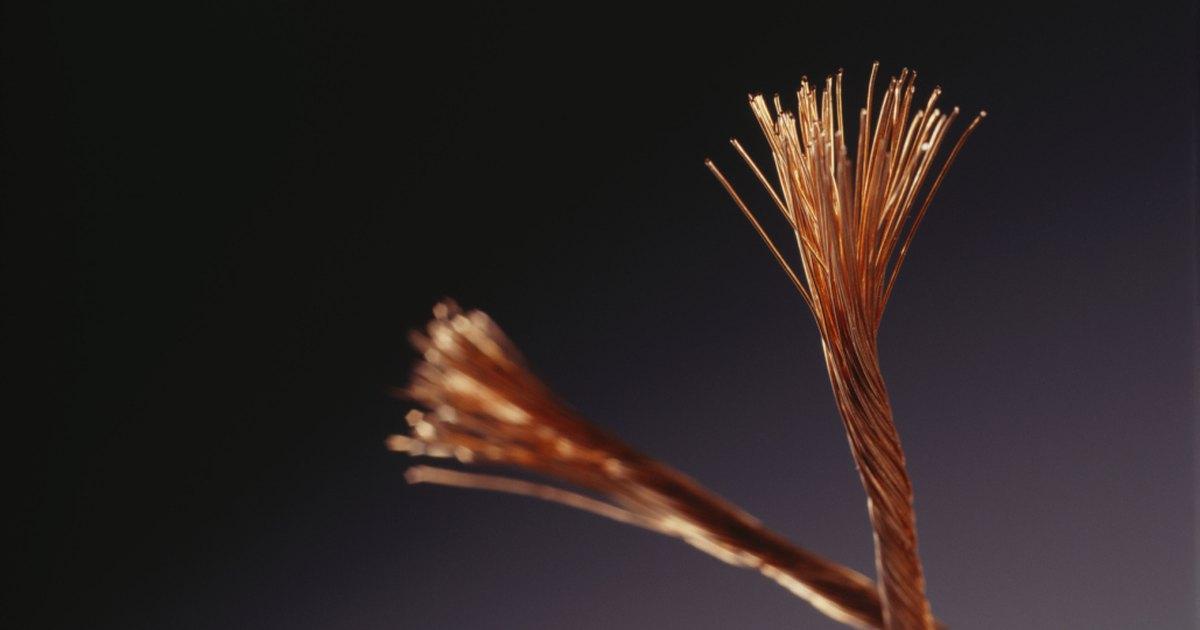 C mo soldar cable de cobre ehow en espa ol for Como soldar cobre