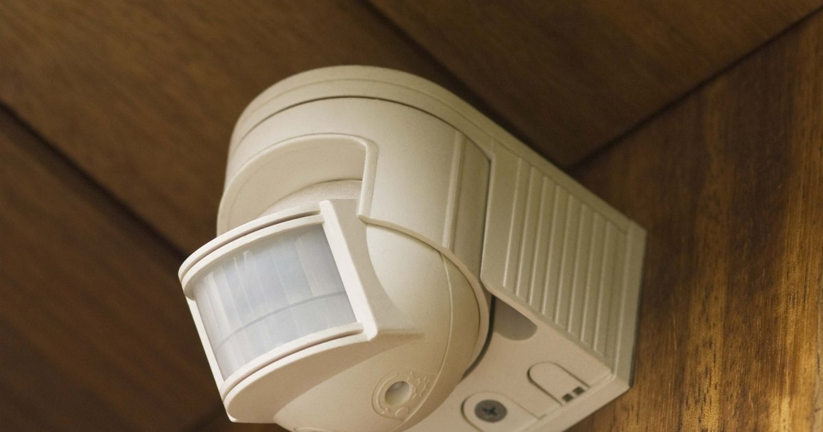 How To Install A Motion Sensor On An Exterior Light Switch