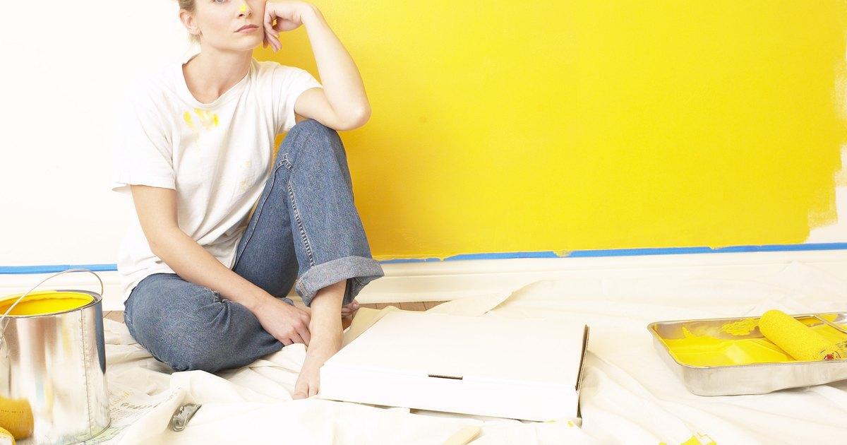 La mejor pintura para interiores y exteriores ehow en - Mejor pintura para interiores ...