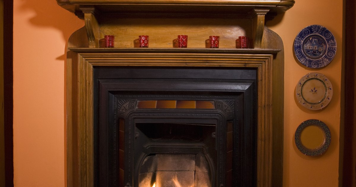 How To Close A Fireplace Flue Ehow Uk