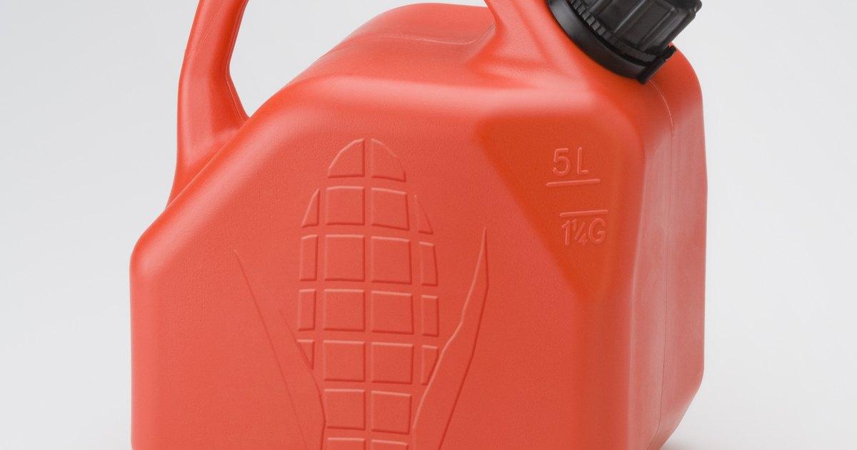 La proporción del aceite a la gasolina del torbellino 30