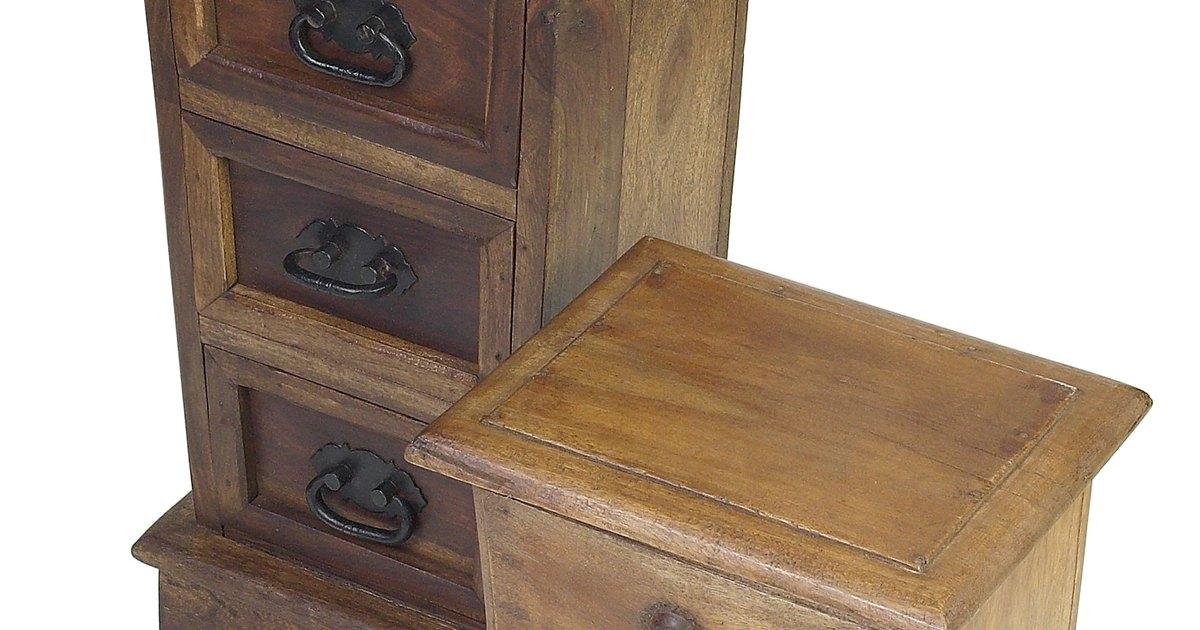 Tipos de muebles de madera ehow en espa ol for Tipos de muebles de madera