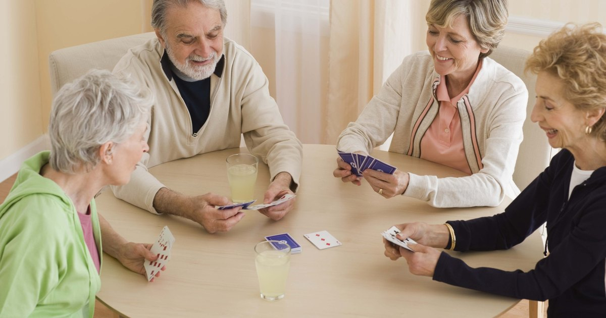 games for senior adults