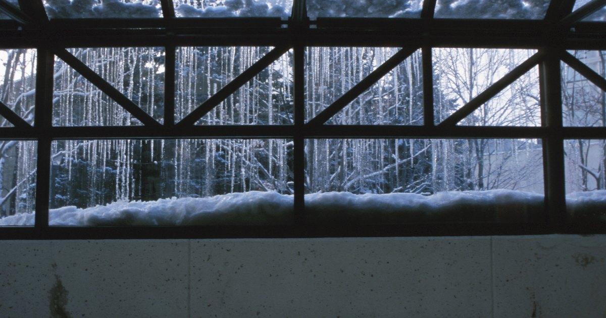 C mo evitar el goteo de condensaci n en los tragaluces - Como evitar la condensacion ...