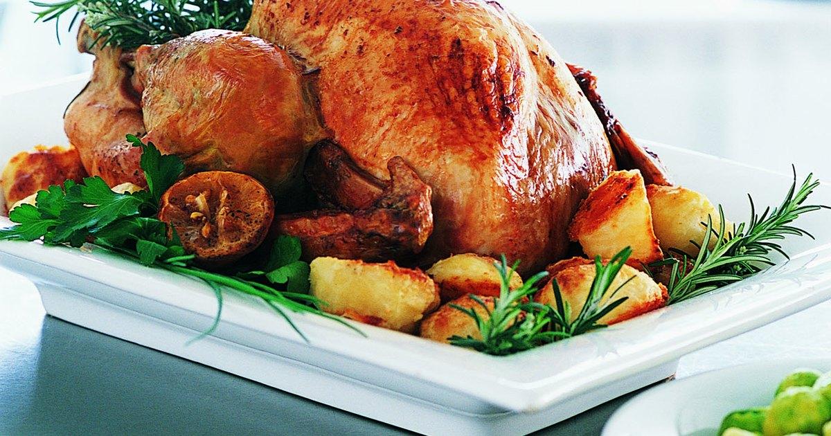 C mo cocinar una cena de navidad libre de gluten ehow en for Cenas sin cocinar