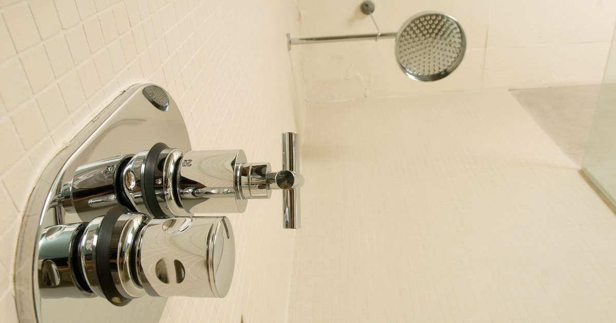 How To Remove A Shower Flow Restrictor Ehow Uk