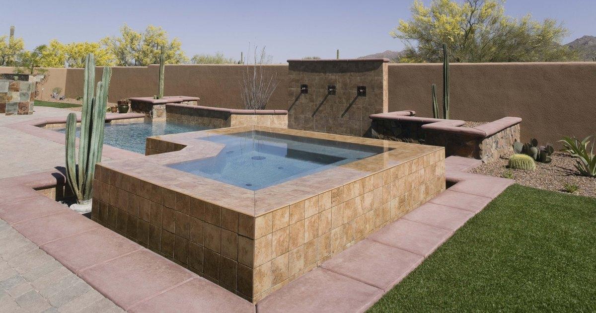 Materiales para construir jacuzzis t mismo ehow en espa ol - Materiales para construir una piscina ...