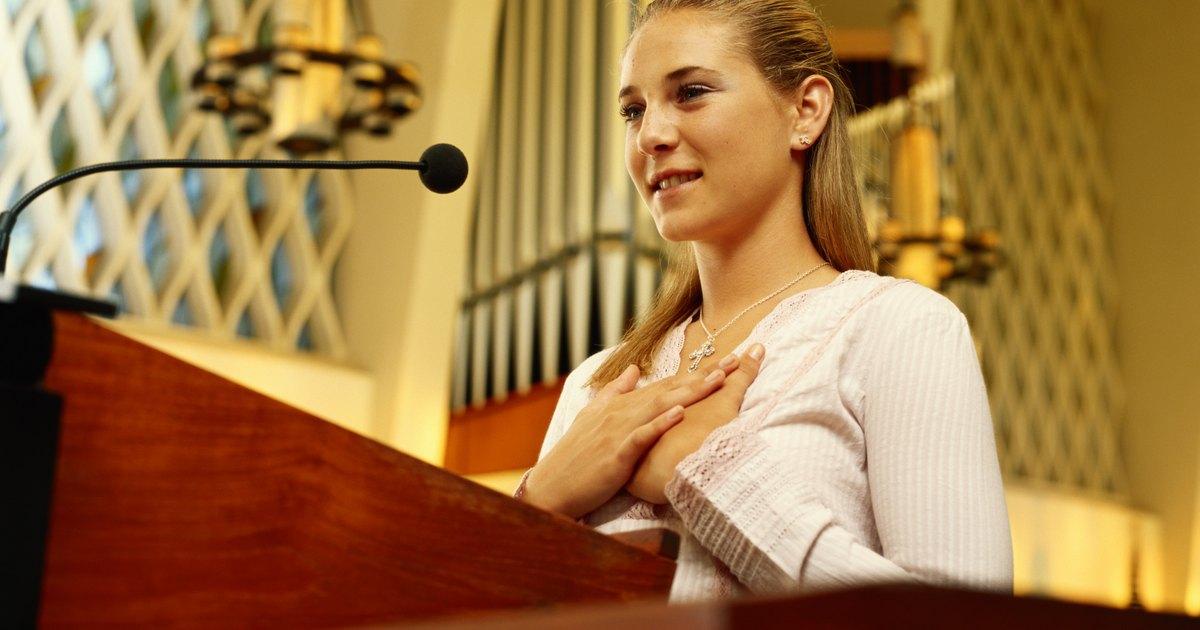 Women Church Testimony