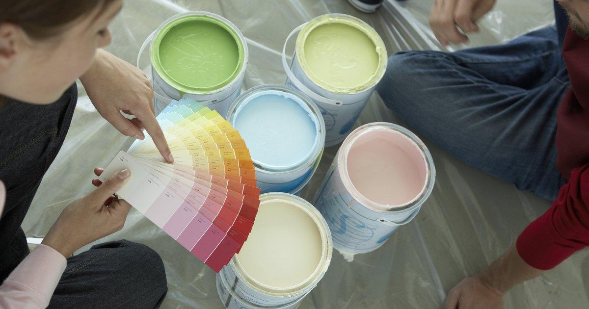 Las mejores combinaciones de colores para el hogar ehow for Colores para el hogar