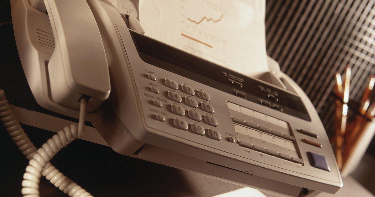 iphone as fax machine