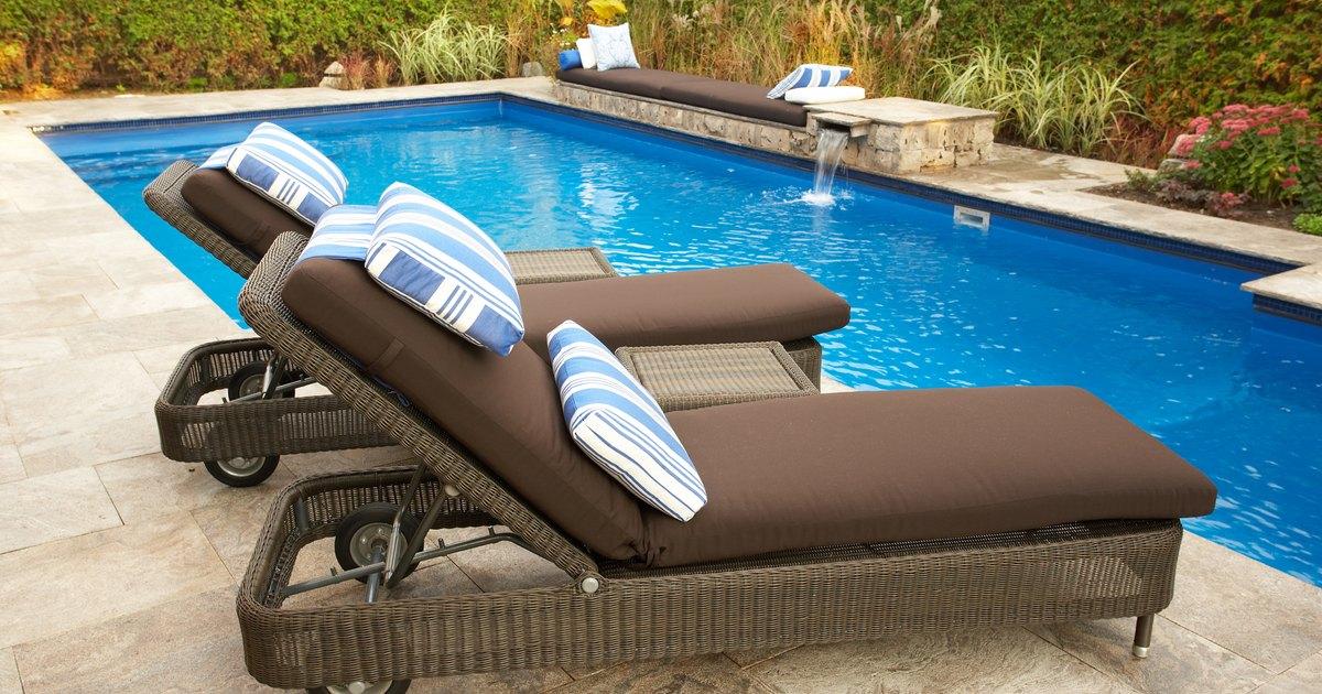 Qu tipos de tela se usa para los cojines de las sillas - Cojines sillas exterior ...