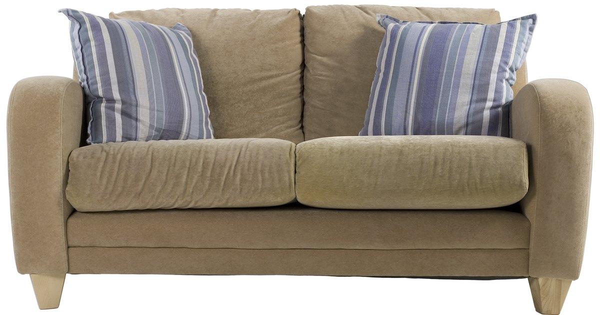 C mo elegir el tama o ideal de los cojines del sof ehow en espa ol - Como elegir sofa ...