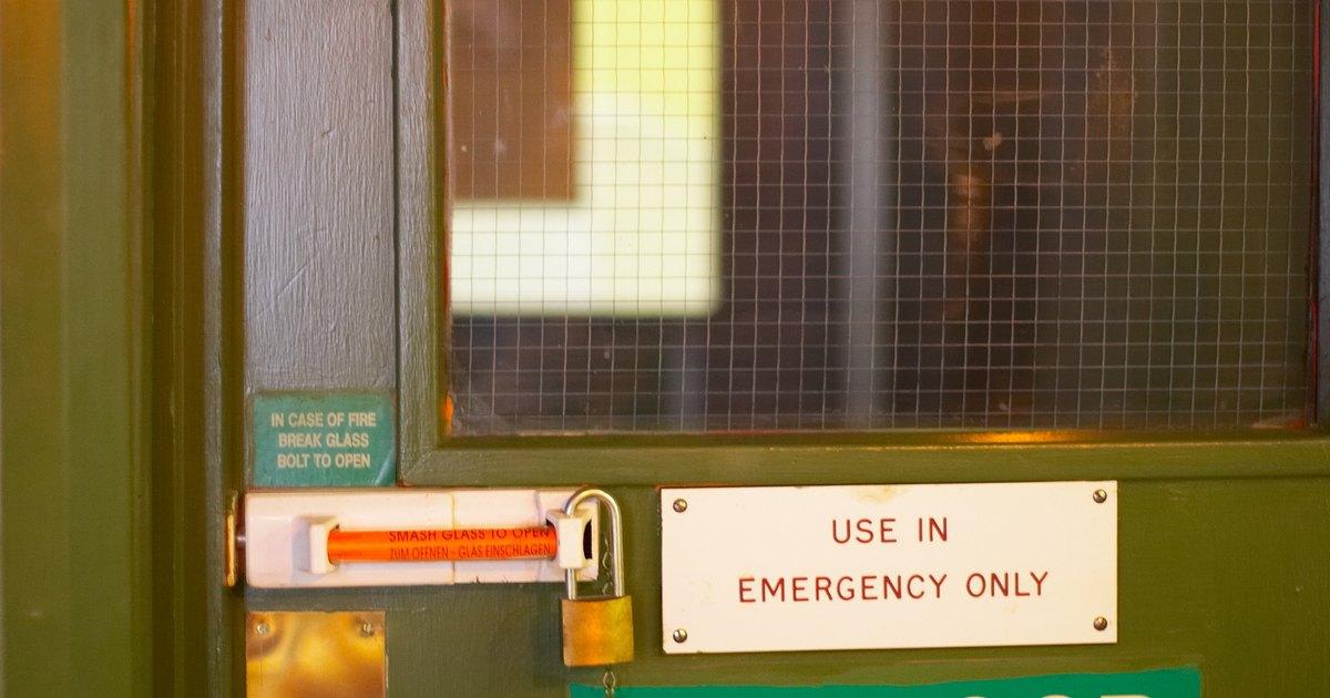 Fire Door Inspection Checklist : Fire door inspection checklist ehow uk