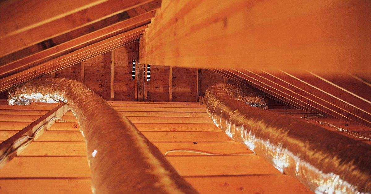 C mo calcular un conducto de aire acondicionado ehow en for Casa grande garage door repair