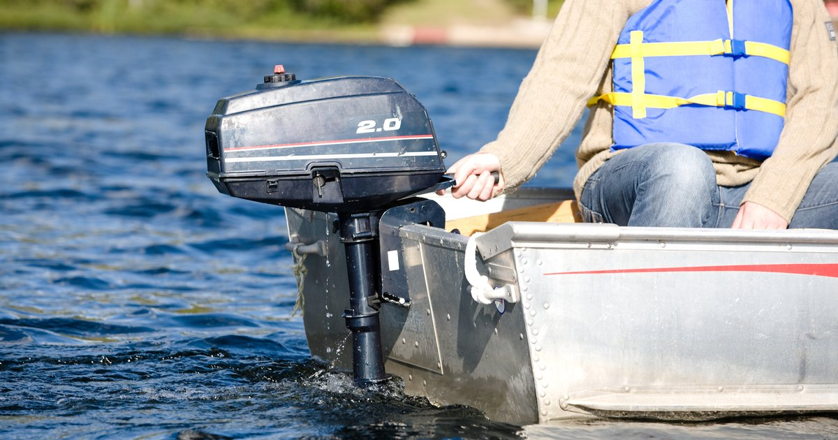How To Change A Yamaha Outboard Prop Ehow Uk