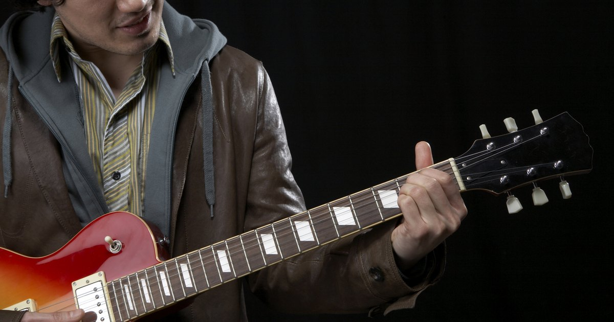 how to set up a guitar for drop b tuning ehow uk. Black Bedroom Furniture Sets. Home Design Ideas