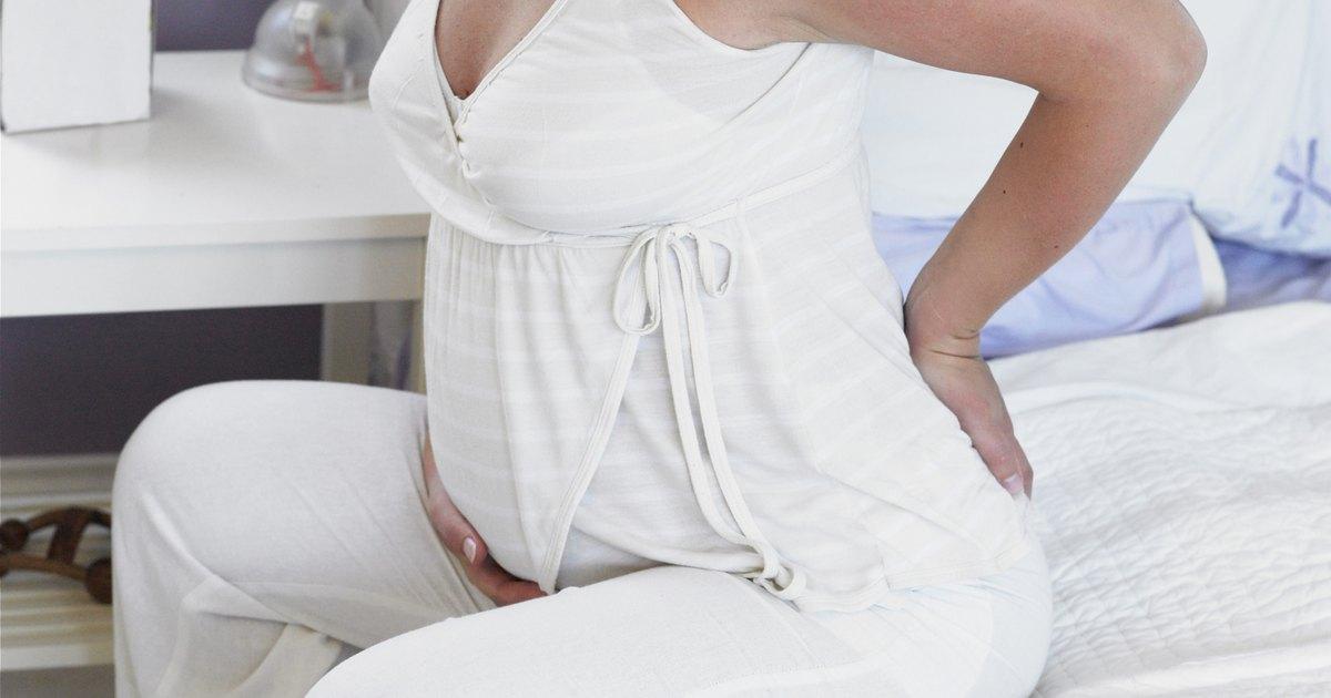 Dolores intensos a los cuatro meses de embarazo ehow en for Cuarto mes de embarazo