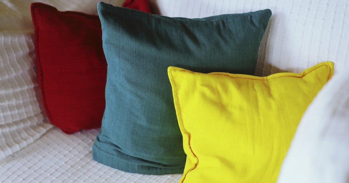 El mejor tipo de relleno para almohadas y almohadones - Rellenos de cojines ...