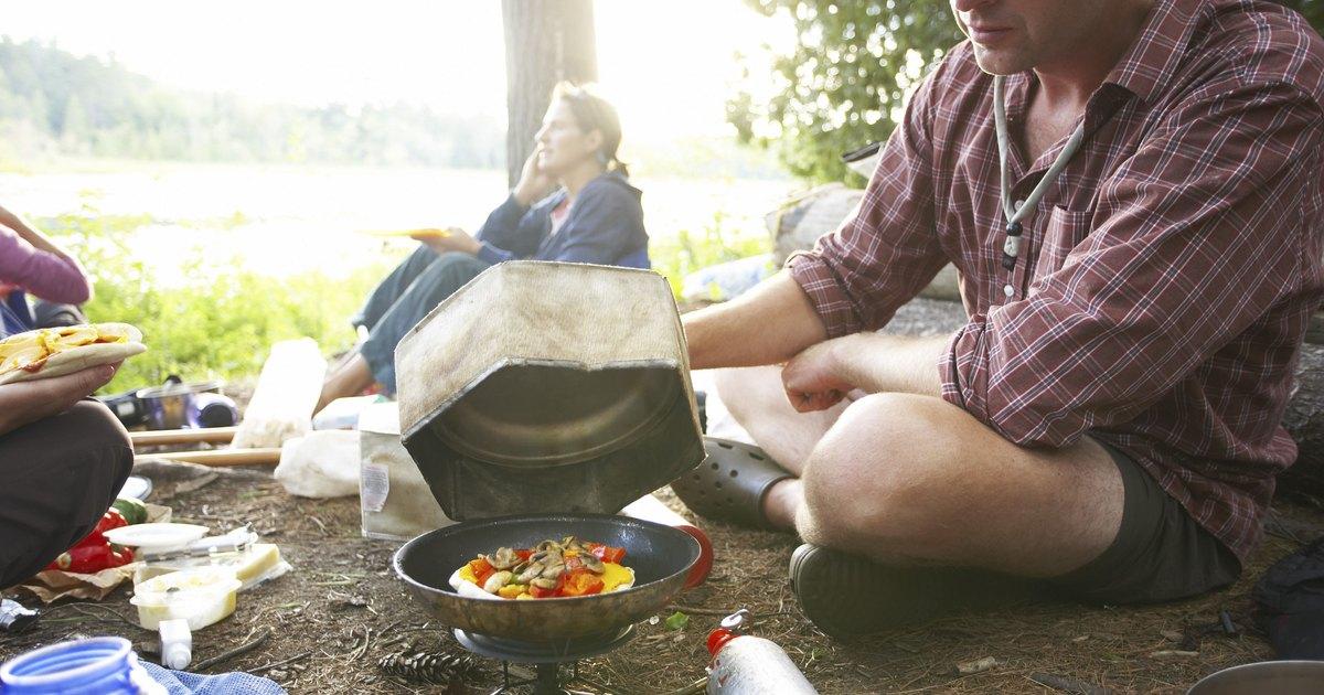 Comida no perecedera para acampar livestrong com en espa ol for Comida sin estufa