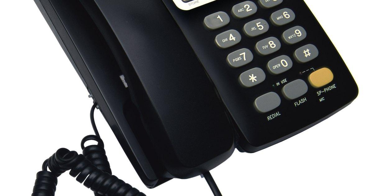 C mo conectar una l nea telef nica a una caja externa ehow en espa ol - Poner linea telefonica en casa ...