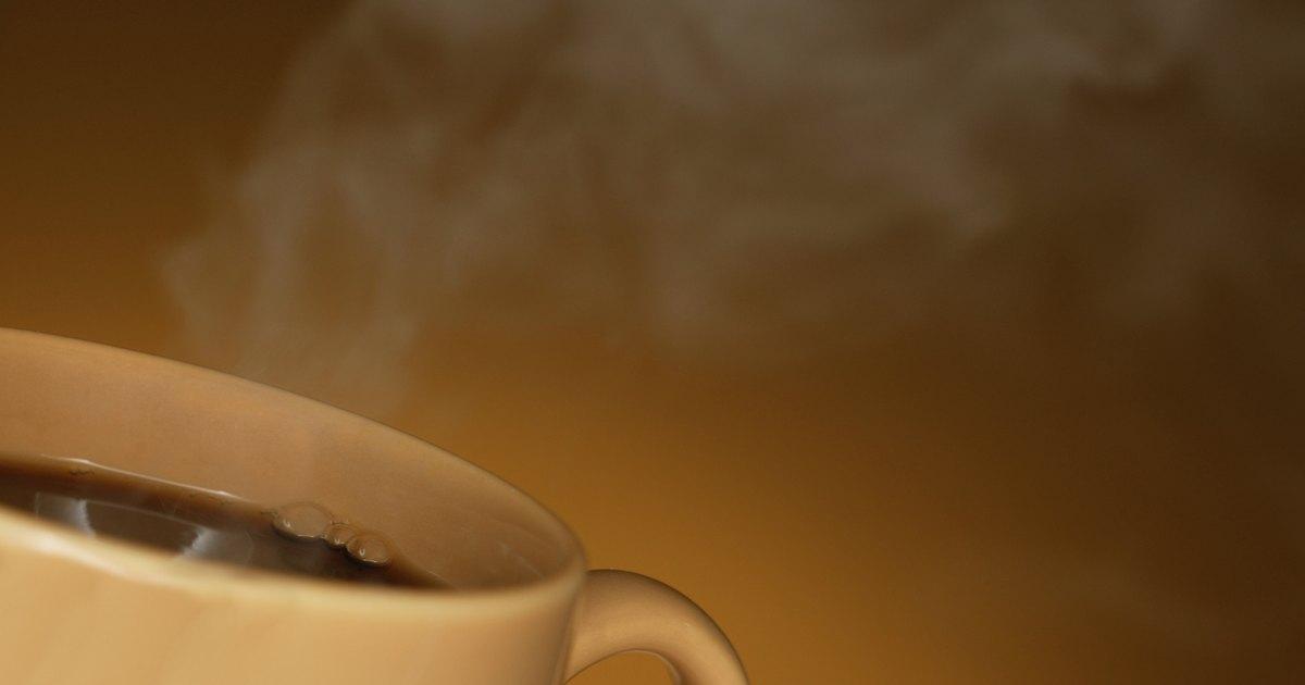 ¿Puede beber demasiado café provocar deshidratación severa