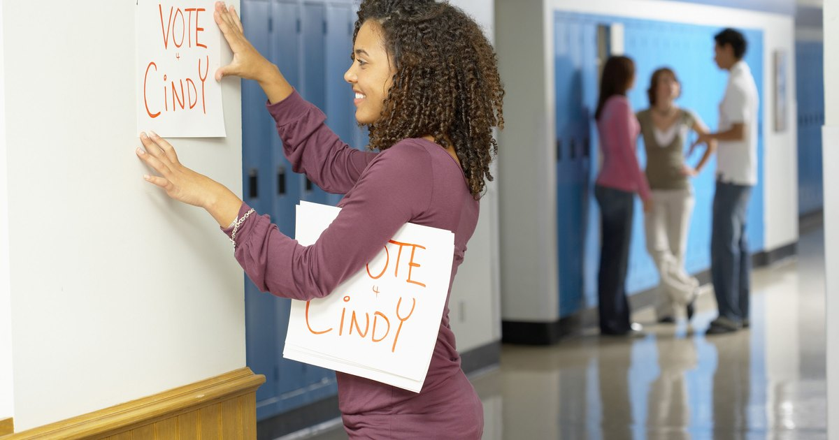 Ideas for School Secretary Speeches & Posters | eHow UK