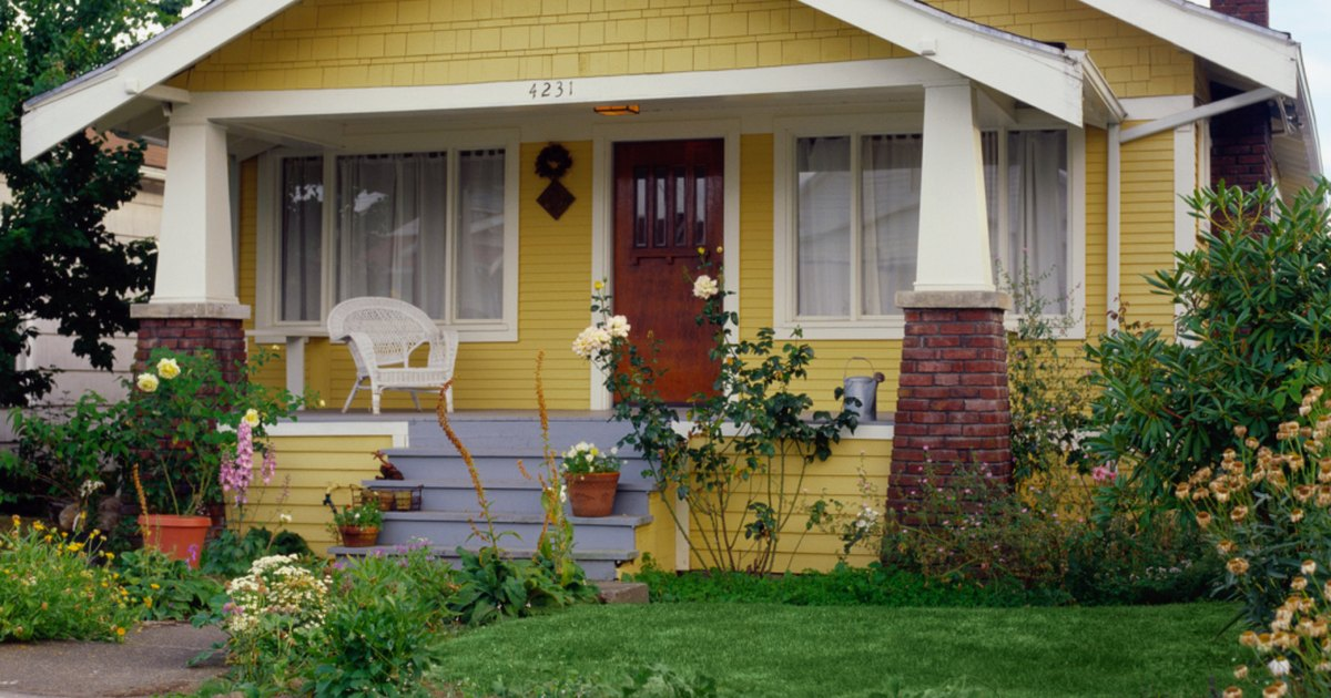 Boost Your Curb Appeal With A Bungalow Look: How To Improve The Curb Appeal Of A Wartime Bungalow