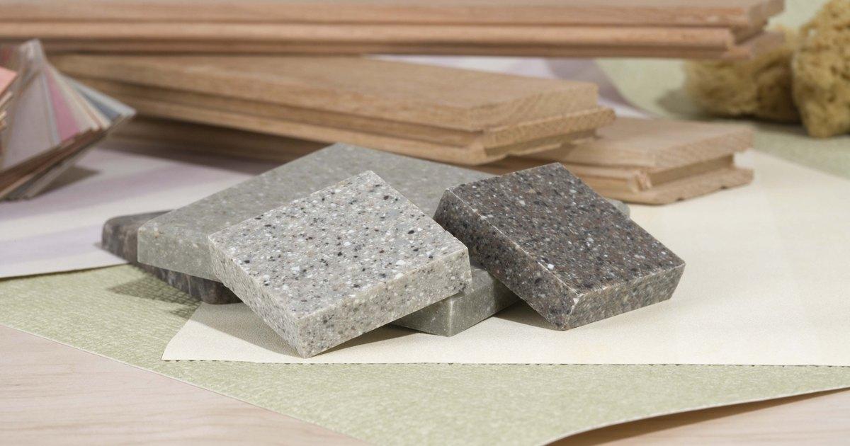 Tres tipos de rocas utilizadas en materiales de - Tipos de materiales de construccion ...