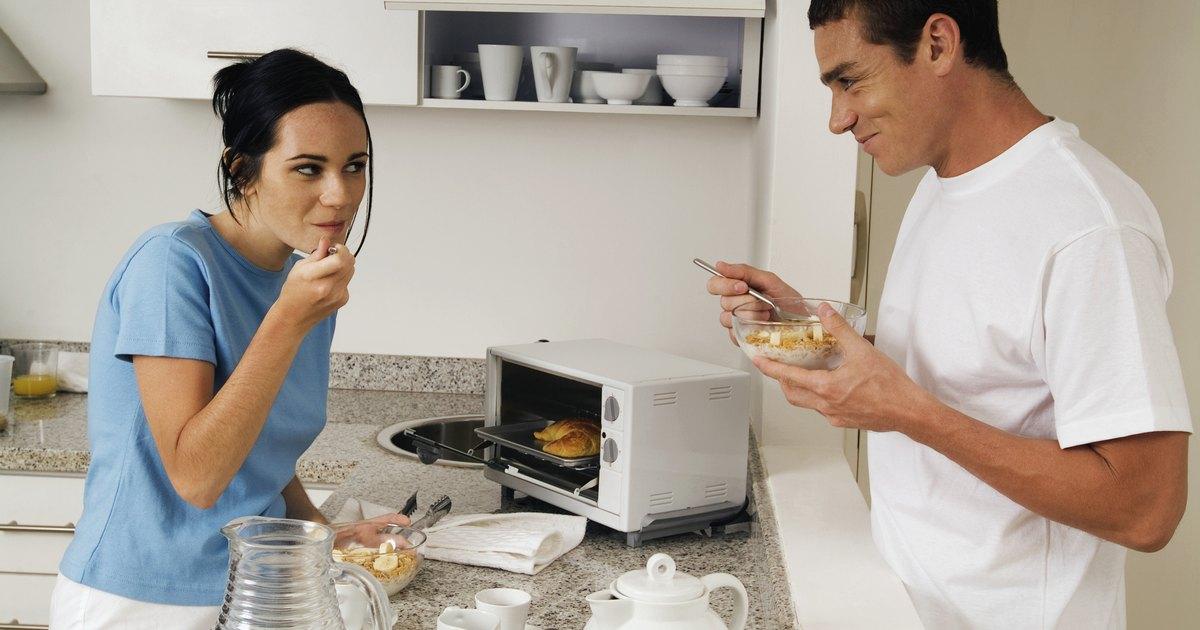 Countertop Oven Que Es : Como cocinar en un horno electrico eHow en Espanol