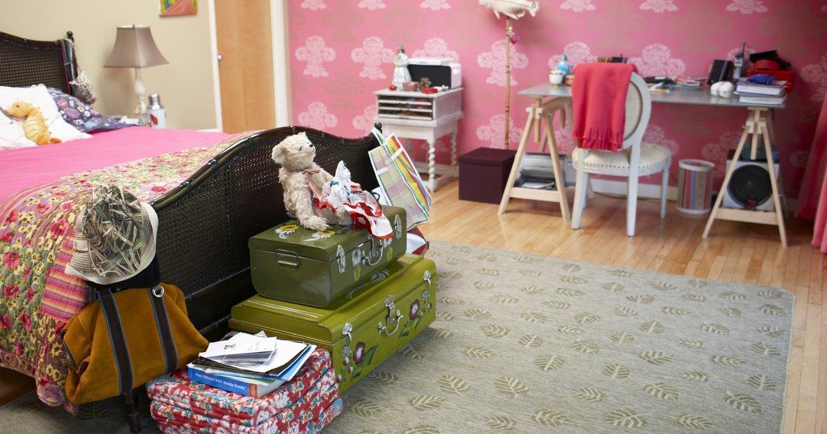 Ideas para decorar un cuarto juvenil ehow en espa ol for Decorar pared habitacion juvenil