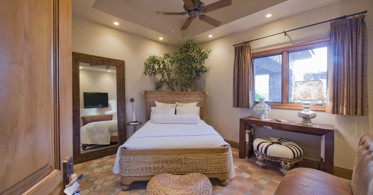 De qu largo deben ser las cortinas ehow en espa ol - Cortinas de dormitorio modernas ...
