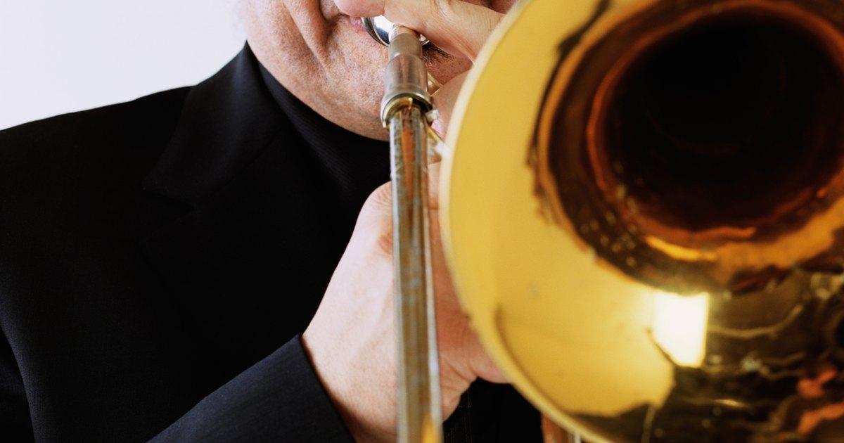 List of famous trombon...