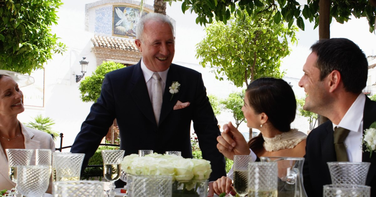 Wedding Day Speeches Father Of The Bride: Ideas For A Father Of The Bride Wedding Speeches