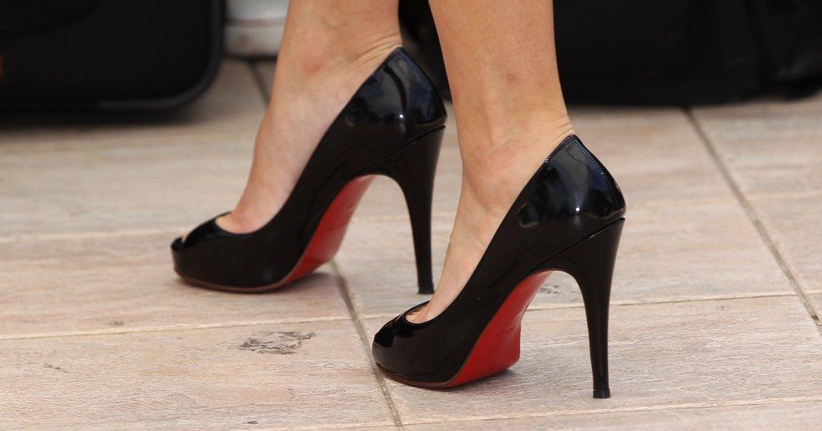 zapatos botas christian louboutin excelente precio