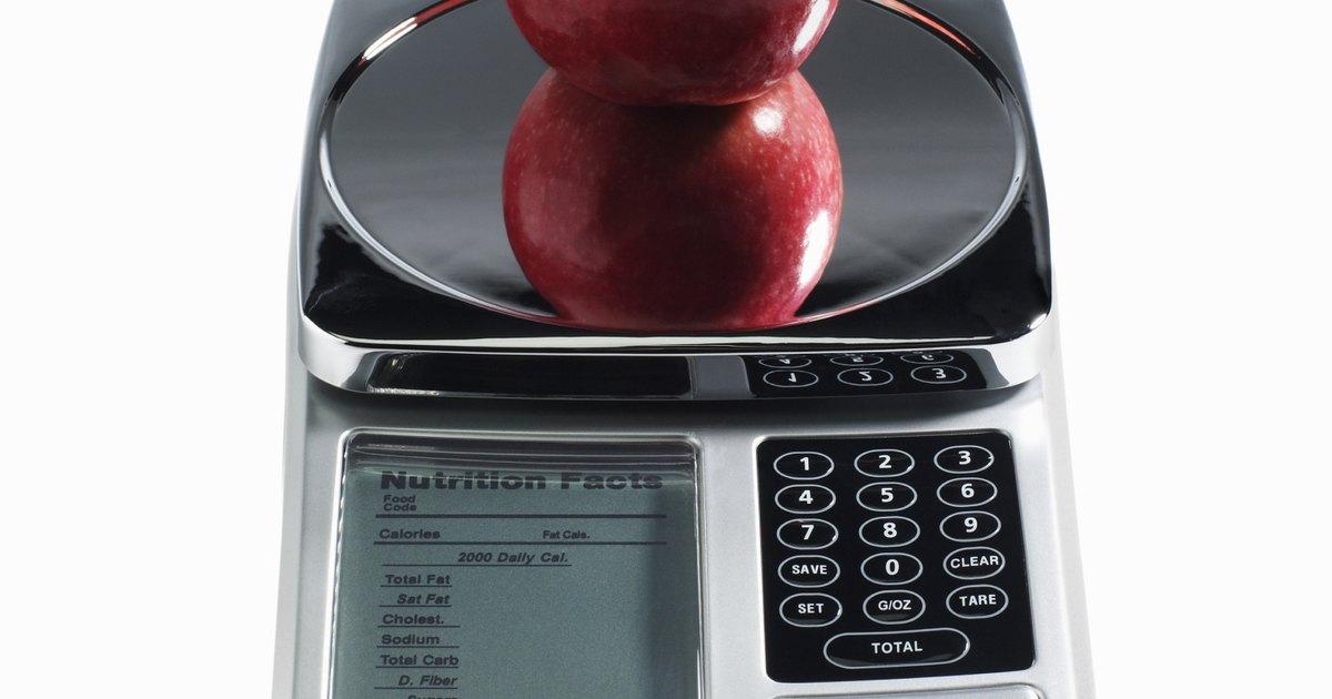 Qu es una b scula de cocina ehow en espa ol for Basculas digitales para cocina