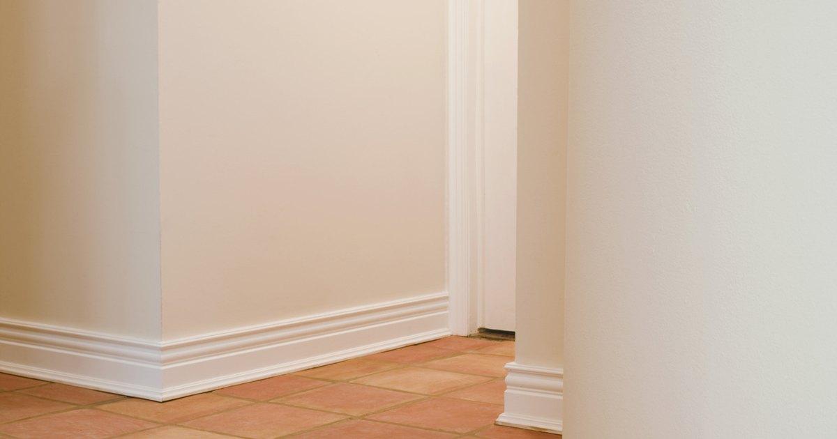 Colocaci n de placas de yeso en paredes curvas ehow en espa ol - Yeso para paredes ...